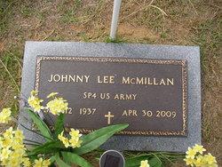 Johnny Lee McMillan