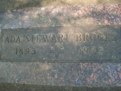 Ada Louise <i>Barshaw</i> Brooks