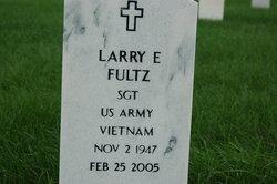 Sgt Larry E Fultz