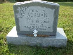 John Nelson Ackman