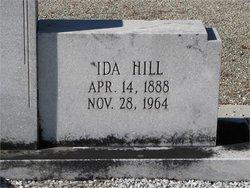 Ida <i>Hill</i> Anderson
