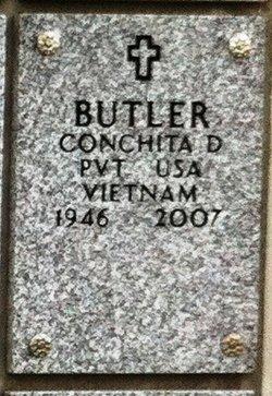 Conchita D Butler