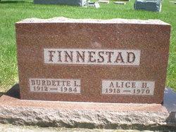Burdette Louis Finnestad