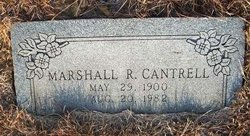 Marshall Cantrell
