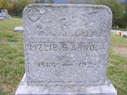 Lizzie <i>Fike</i> Arnold