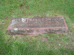 Dr Ida Elizabeth <i>Salmond</i> Stapleton
