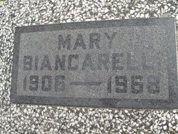 Mary <i>Carbonati</i> Biancarelli
