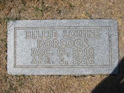 Billie Louise Horlock