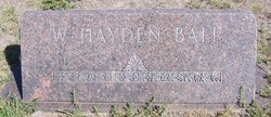 W. Hayden Ball