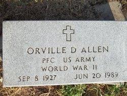 Orville D. Allen