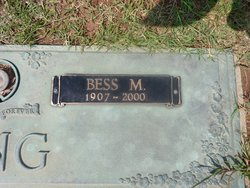 Bess M. King