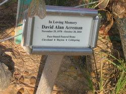 David Alan Acreman