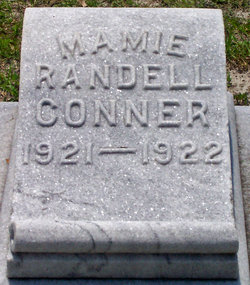 Mamie Randell Conner