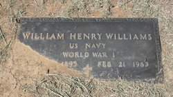 William Henry Williams