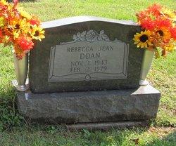 Rebecca Jean <i>Schaad</i> Doan