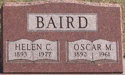 Helen Haines <i>Conkey</i> Baird