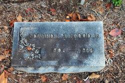 Edward L. Allgood, Jr