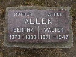 Bertha Grace <i>Palmer</i> Allen