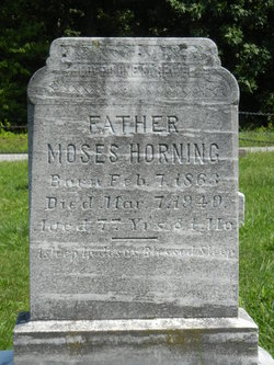 Moses Horning
