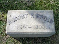 August F Broer