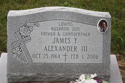 James F Alexander, III