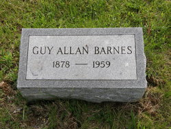 Guy Allan Barnes