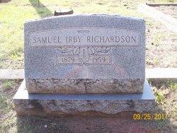 Samuel Irby Si Richardson
