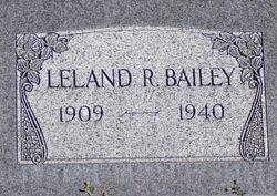 Leland R Bailey