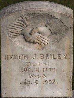 Heber John Bailey