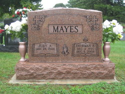 Thurman Hazel Mayes