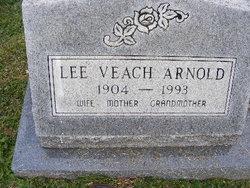 Lee <i>Veach</i> Arnold