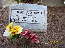 Doris May <i>Fuss</i> Udall