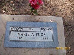 Marie A. Mimi Fuss
