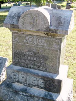 Sarah Elsie <i>Browning</i> Briggs