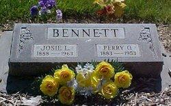 Josie Lilas <i>Martin</i> Bennett