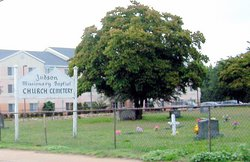 Judson Missionary Baptist Church Cemetery