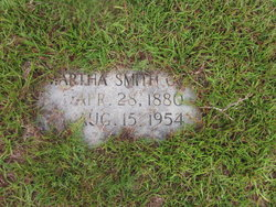 Martha Ann <i>Smith</i> Coats