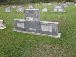Eliza A. <i>Parrish</i> Benson