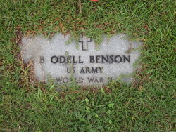 Benjamin Odell Benson