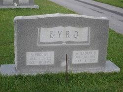 Mary Willadean <i>Benson</i> Byrd