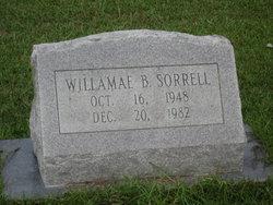 Mary Willamae <i>Byrd</i> Sorrell