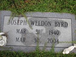 Joseph Weldon Byrd