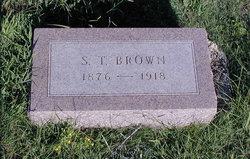Sylvester T. Brown