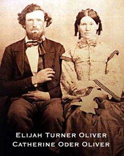 Elijah Turner Oliver