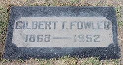Gilbert Turner Fowler