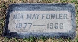 Ida Mae <i>Bickmore</i> Fowler