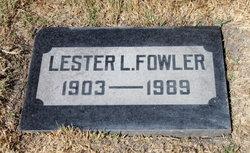 Lester Leland Fowler