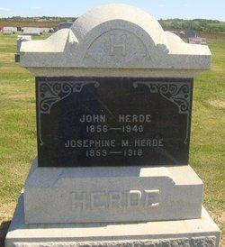 Josephine Mary <i>Gliem</i> Herde