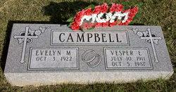 Evelyn Mae <i>Garriott</i> Campbell