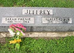 Sarah Phenie <i>Hunt</i> Jeffrey